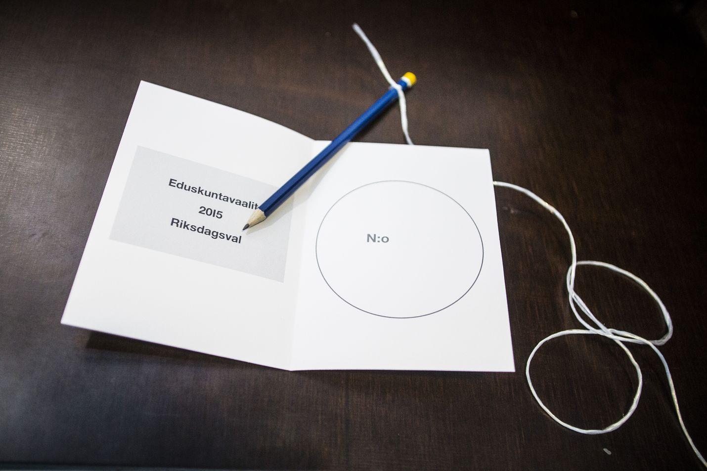 Palvelunestohyökkäys ei vaikuttanut äänestämiseen, vaan vaalit.fi-palveluun.