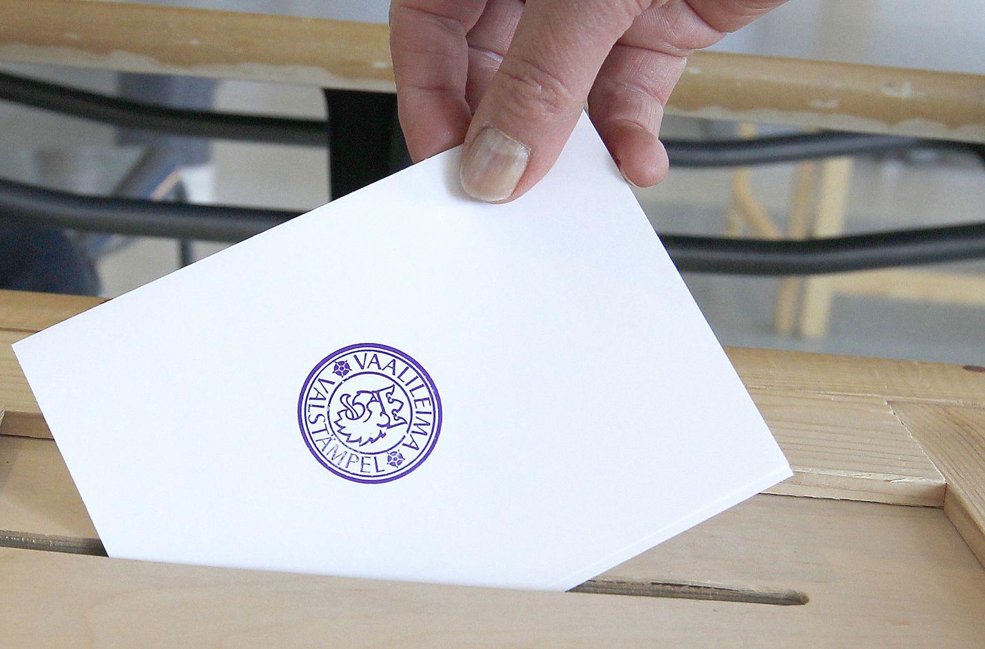 äänestyskoppi