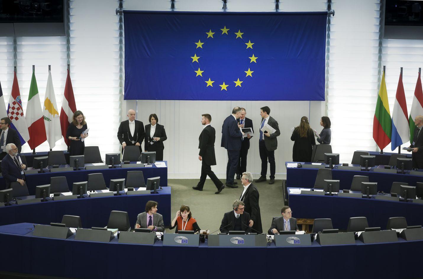 Euroopan parlamenttivaalit käydään toukokuun 26. päivä. Parlamentti kokoontuu Ranskassa Strasbourgissa.
