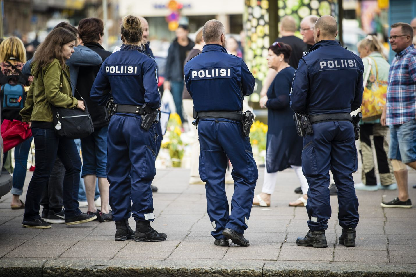 Elokuussa 2017 Abderrahman Bouanane iski keittiöveitsellä kymmentä ihmistä Turun keskustassa. Heistä kaksi kuoli. Teko oli ensimmäinen jihadistisessa tarkoituksessa tehty islamilainen terroriteko Suomessa.