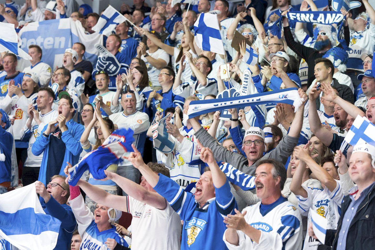 Jääkiekon MM-kisat on Suomessa kansallinen kevätkarnevaali. Tänä vuonna isäntämaa on Slovakia ja kisat pelataan Bratislavassa ja Košicessa.
