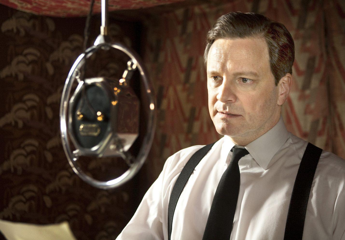Neljällä Oscarilla palkittu elokuva Yrjö VI:n (Colin Firth) änkytyksestä. Kuninkaan puhe kertoo, kuinka hän pystyi pitämään puheita.