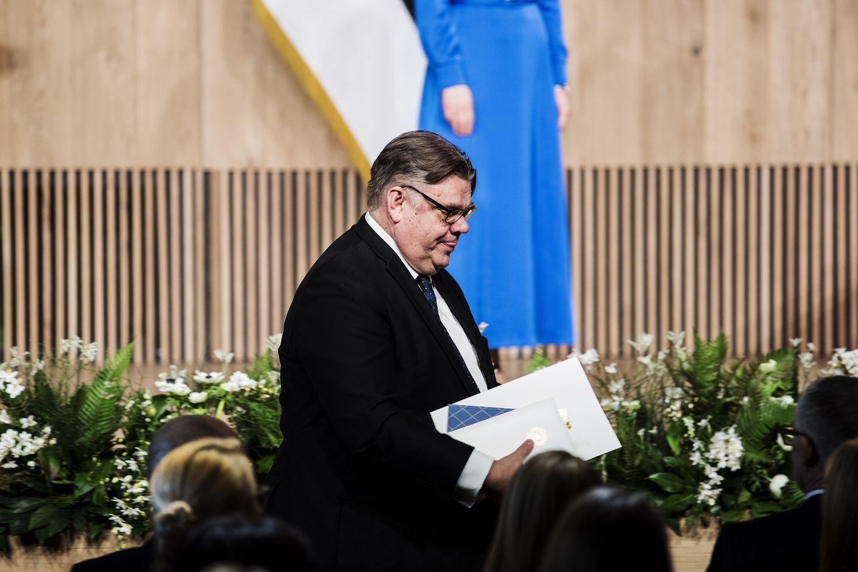 Toimitusministeristön ulkoministeri Timo Soini (sin.) johtaa perjantaina Finlandia-talossa Euroopan neuvoston kokouksen. Kokouksen painoarvosta kertoo, että siihen osallistuu yli 30 ulkoministeriä, mikä lähentelee järjestön ennätystä.
