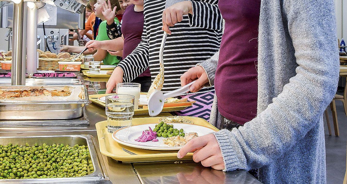 Kirjoittajan mukaan Rauman kouluruoka on 78-prosenttisesti kotimaista.