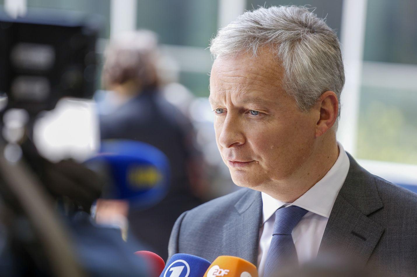 Ranskan valtiovarainministeri Bruno Le Maire puolusti Ranskan oikeutta päättää verotuksestaan Yhdysvaltain määräämästä selvityksestä huolimatta.