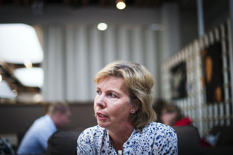 Oikeusministeri Anna-Maja Henrikssonin (rkp.) mukaan seksuaalirikoslainsäädännön uudistuksessa on huomioitava lasten asema.