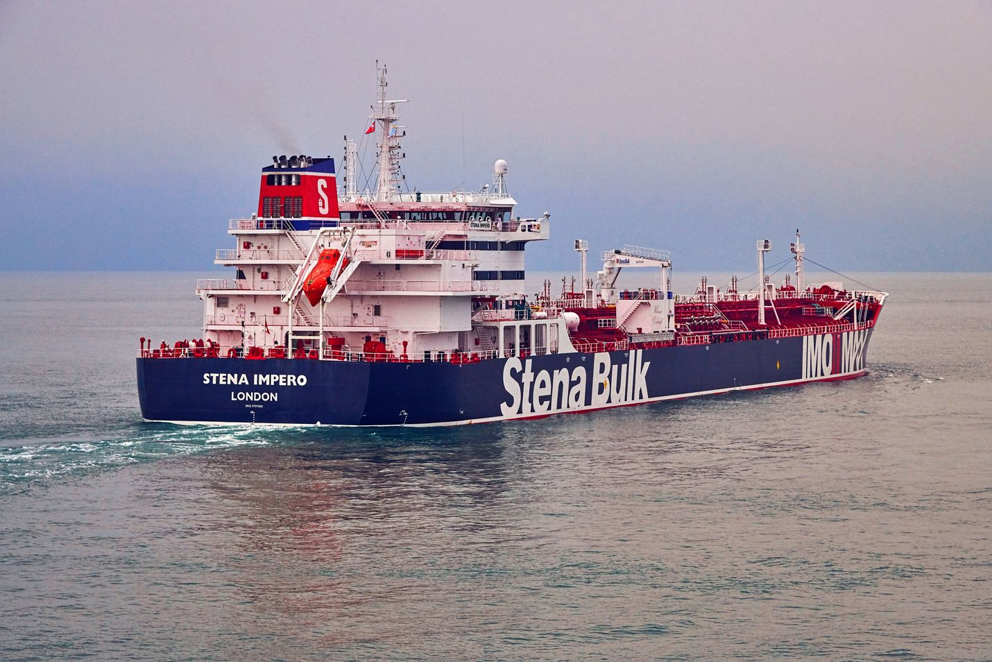 The Guardian huomauttaa, että tietoa siitä, että brittitankkeri olisi ollut ensin onnettomuudessa iranilaisen kalastusveneen kanssa, ei ole saatu riippumatonta vahvistusta.