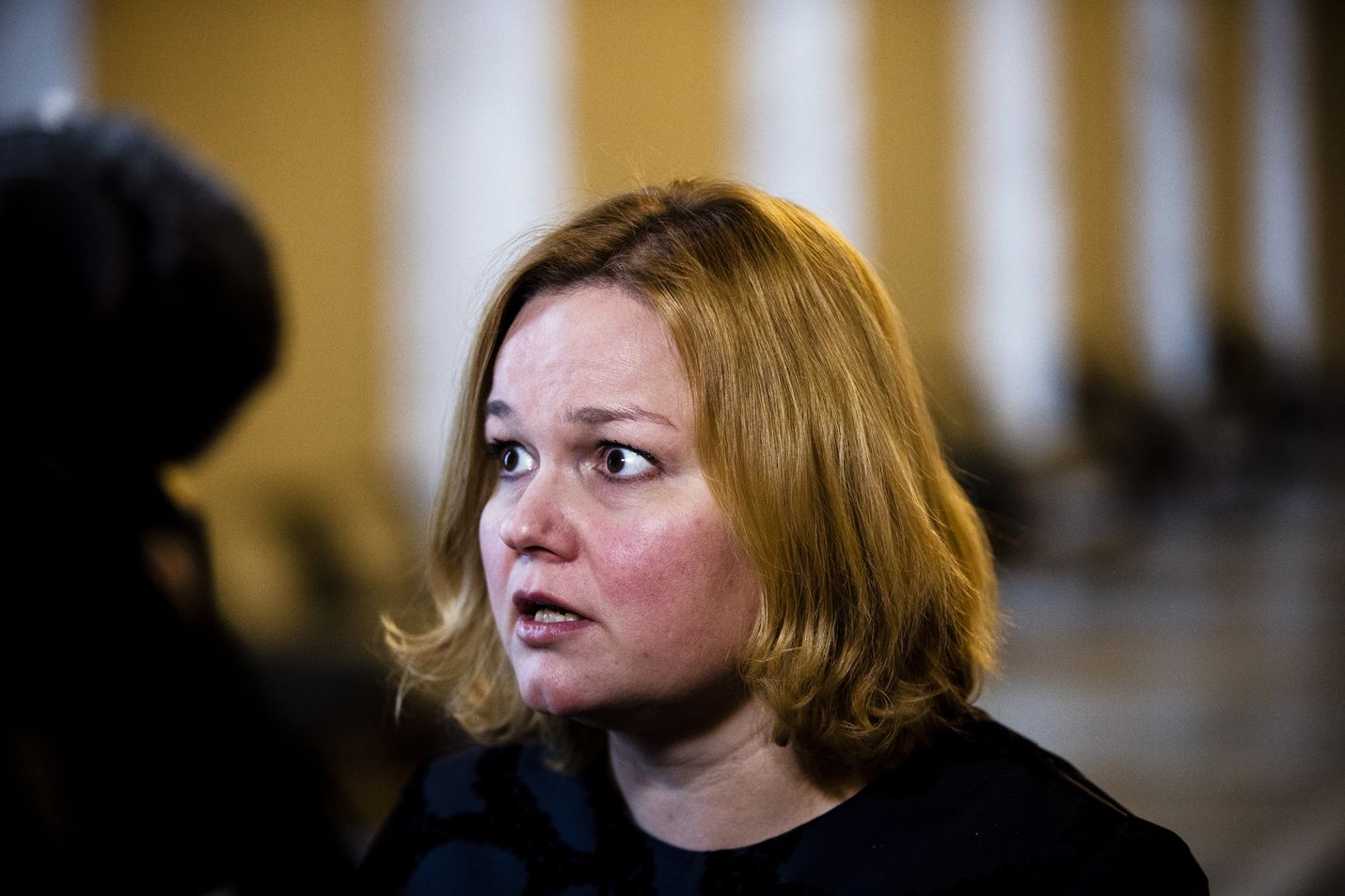 Perhe- ja peruspalveluministeri Krista Kiuru (sd.) kertoo kannattavansa sovittelua myös kotiväkivallassa, jos sovittelun edellytykset täyttyvät.