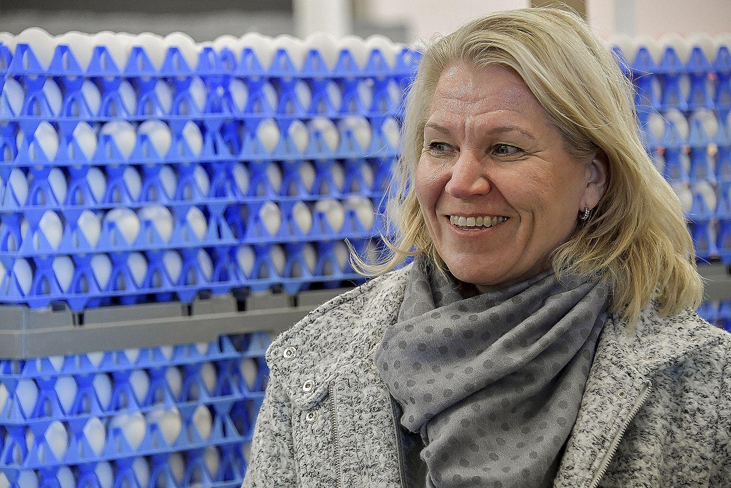 Laitilan kaupunginjohtaja Johanna Luukkosen mielestä on hienoa, että seutukaupunki noteerataan hallitusohjelmassa ensimmäistä kertaa.