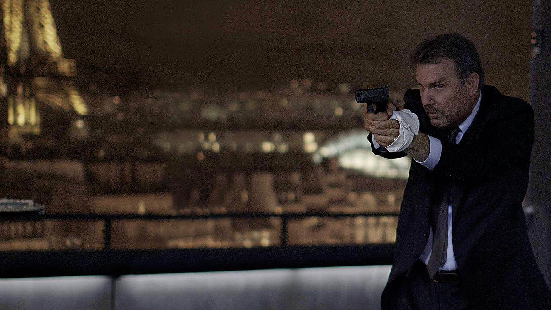 Kevin Costner esittää aivosyöpää sairastavaa agenttia, joka joutuu kohtaamaan kuolevaisuutensa.