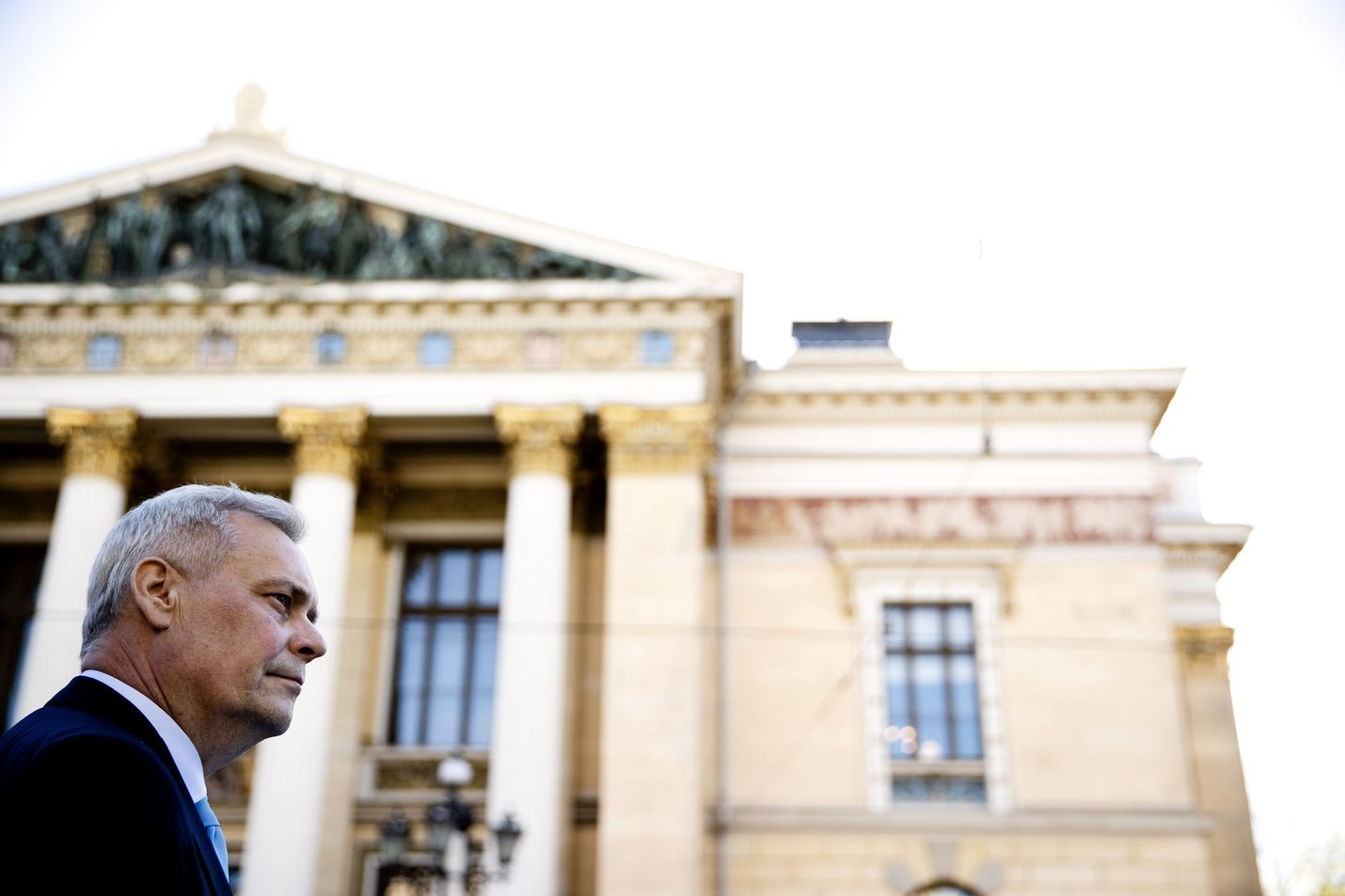 Pääministeri Antti Rinne johdattaa hallituksensa tänään budjettineuvotteluihin Säätytaloon. Samassa paikassa käytiin viime keväänä hallitusneuvottelut.