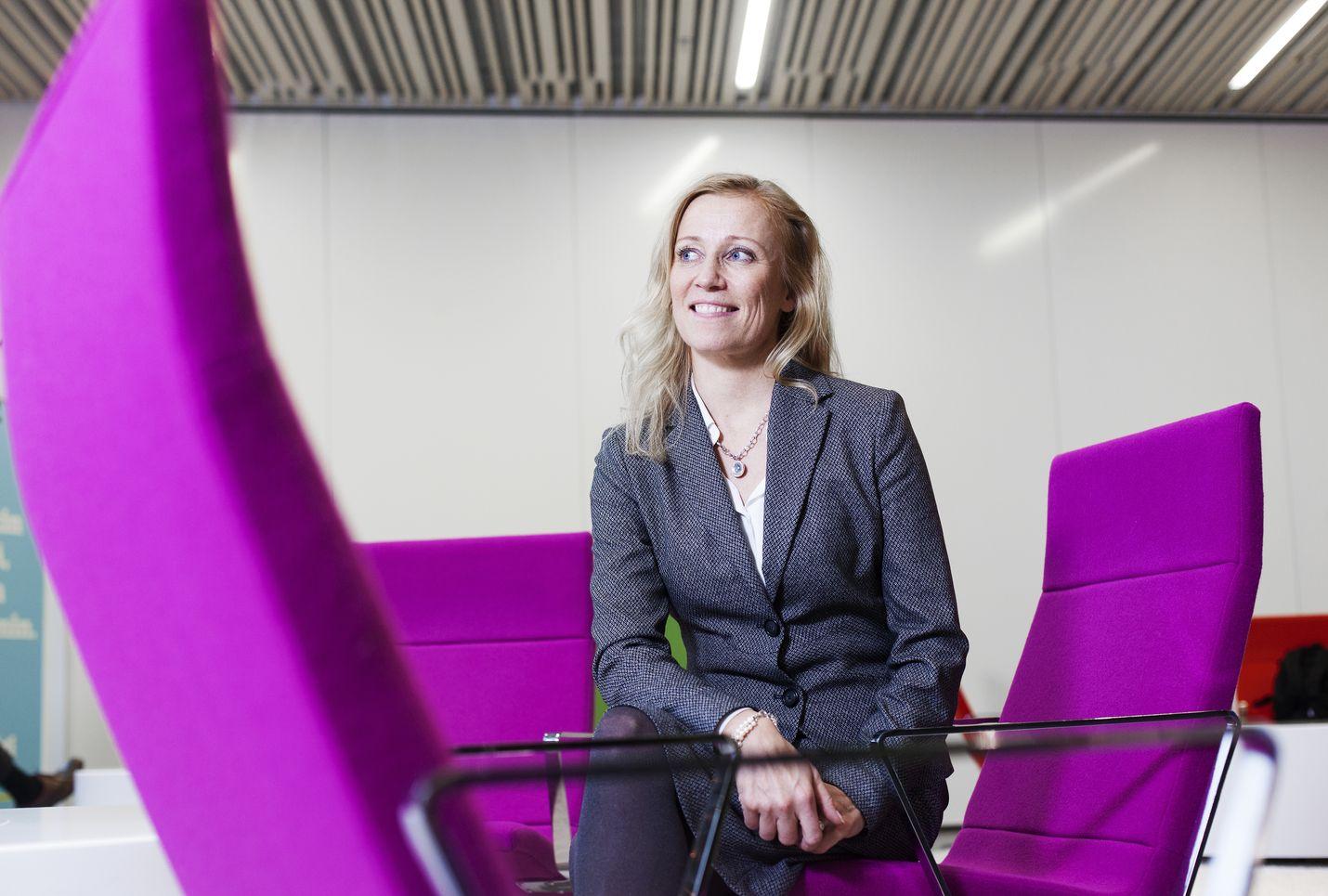 STTK:n edunvalvonnan johtaja Katarina Murto sanoo, ettei Suomessa ole tarvetta kirjata minimipalkkoja lakiin.