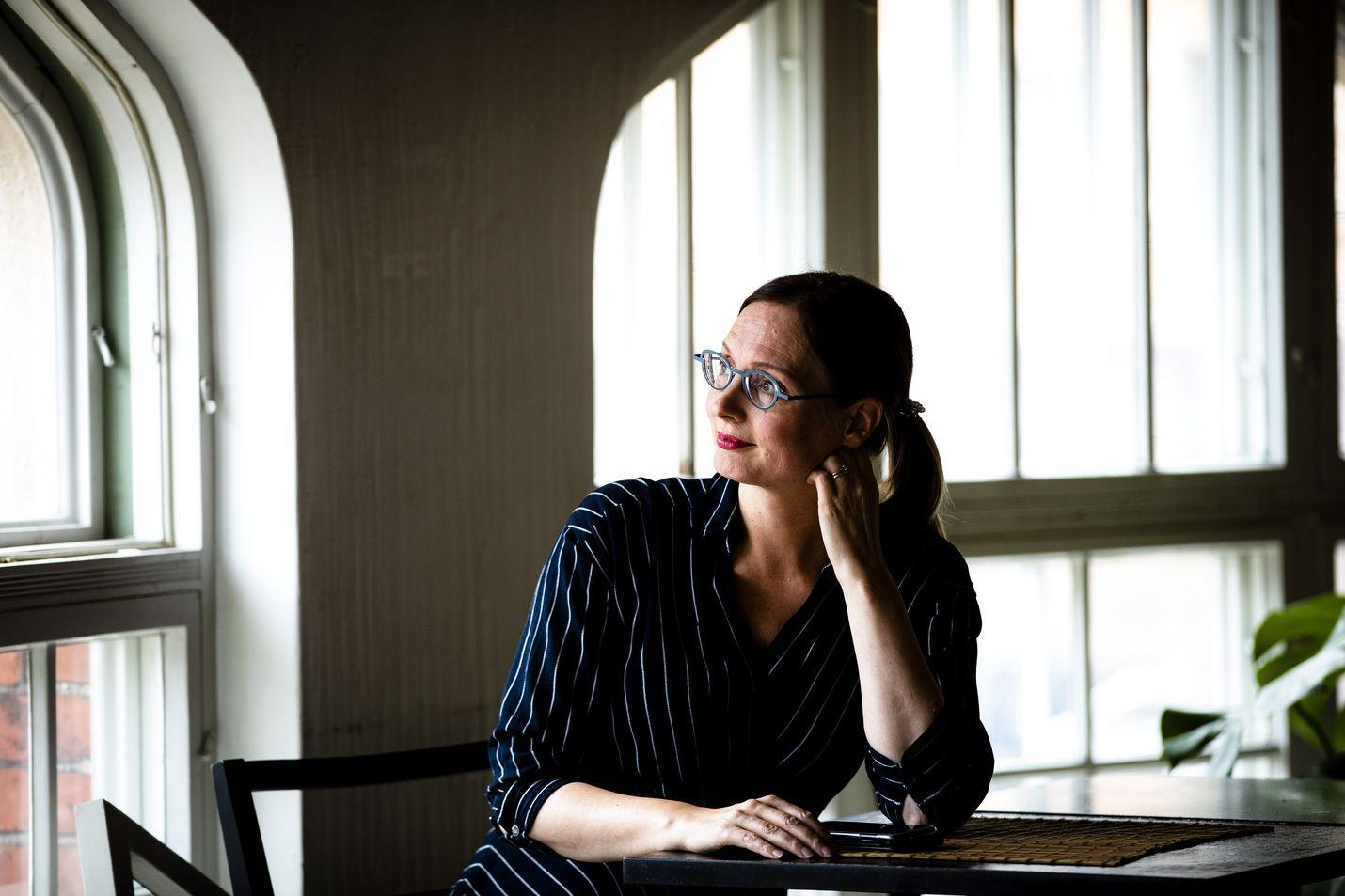 Mandatum Lifen liiketoimintajohtaja Kiisa Hulkko-Nyman sanoo, että eniten ihmisille merkitsee se, miten palkitseminen toimii lähiympäristössä.