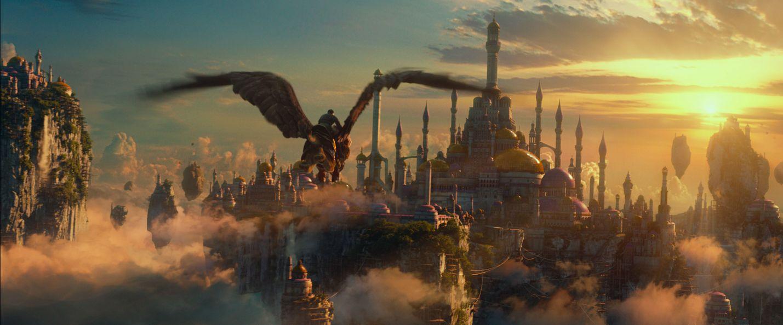 Pelileffoille tyypillistä jähmeyttä on myös Duncan Jonesin Warcraft: The Beginningissä.