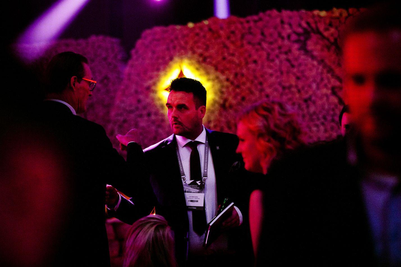 Bayerncarin toimitusjohtaja Joni Nelimarkka vieraili torstaina Nordic Business Forumissa. Hän arvostaa sitä, että samalla kerralla kuulee useita kansainvälisiä liike-elämän huippuja.