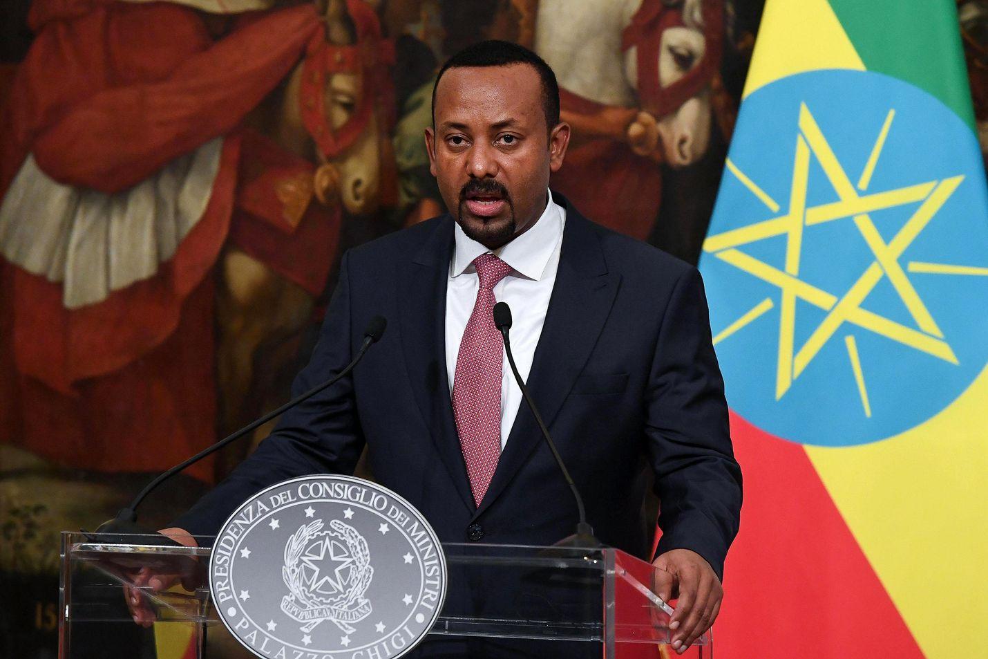 Etiopian pääministeri Abiy Ahmed on tuore Nobelin rauhanpalkinnon saaja.