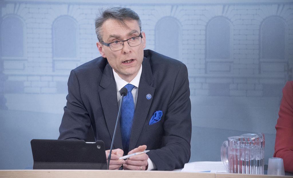 Oikeuskansleri Tuomas Pöysti ei aio tutkia Journalistiliiton ja Medialiiton tekemää kantelua verottajan toiminnasta. Arkistokuva.
