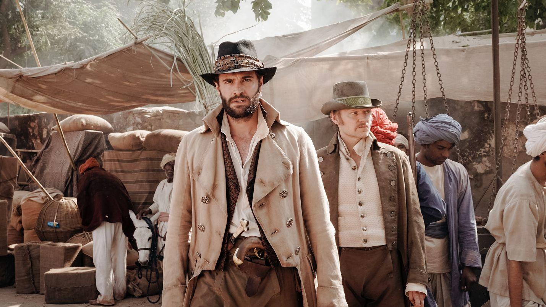 1700-luvun Intiaan sijoittuvassa sarjassa John Beecham (Tom Bateman) on britti, joka haluaa tehdä rehellistä kauppaa Intian ehdoilla.