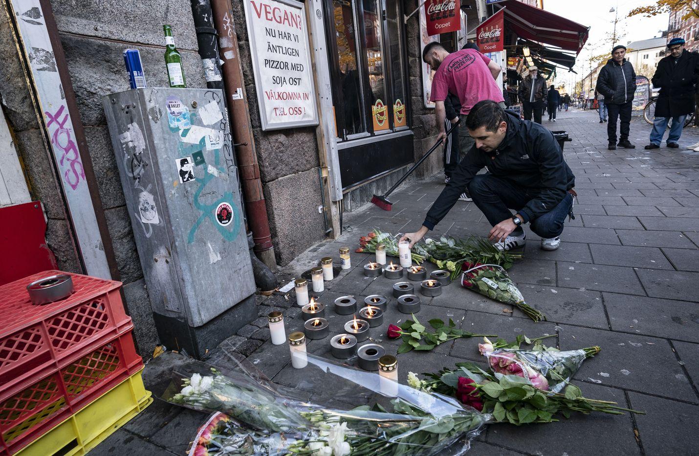 Teini-ikäinen poika ammuttiin kuoliaaksi pitseriassa Malmössa viime viikonloppuna.