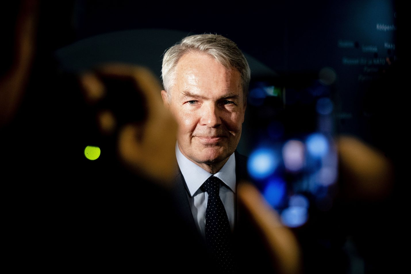 Ulkoministeri Pekka Haavisto (vihr.) antaa ulkoasiainvaliokunnalle tiistaina raportin Syyrian tilanteesta.