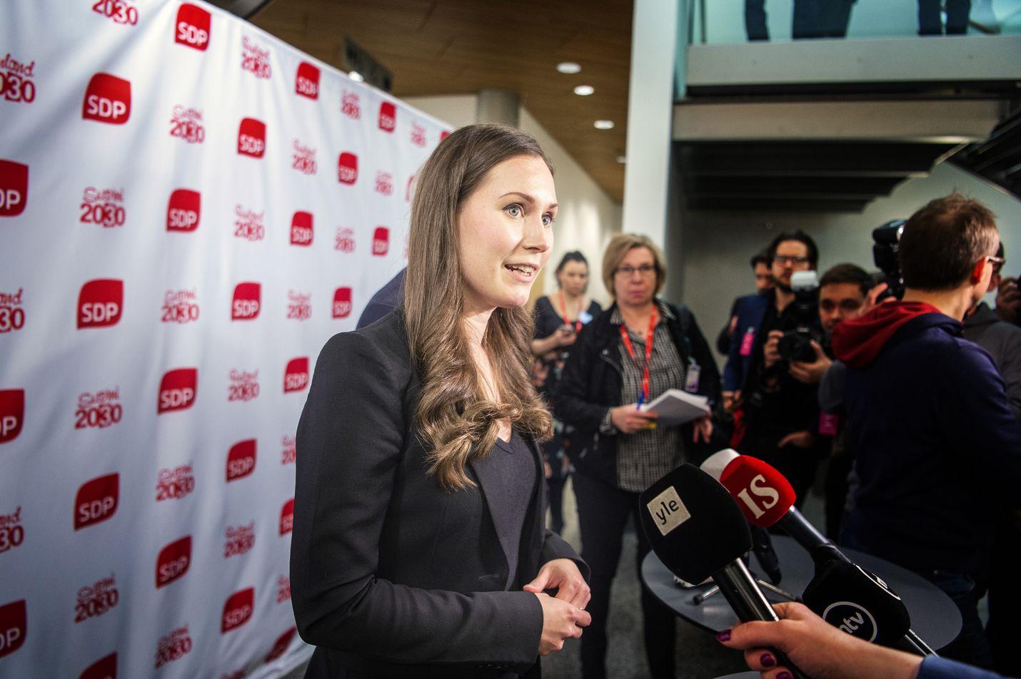 Sanna Marinin nousu Suomen pääministeriksi herättää myös kansainvälistä huomiota.