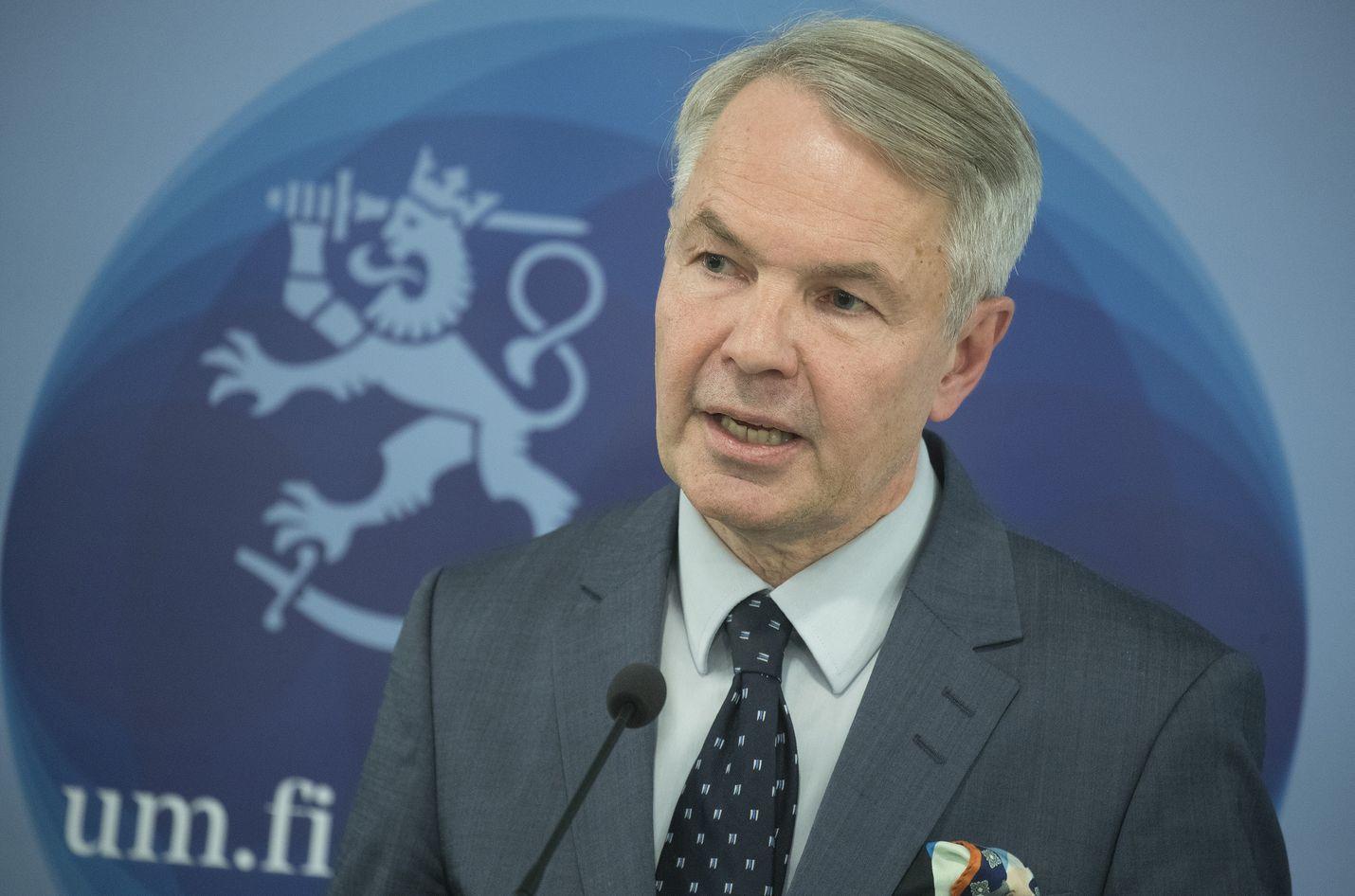 Pekka Haavisto sanoi Lännen Median haastattelussa, että ulkoministeriön erityisedustajan mandaatti jatkuu Syyriassa ja se on voimassa.