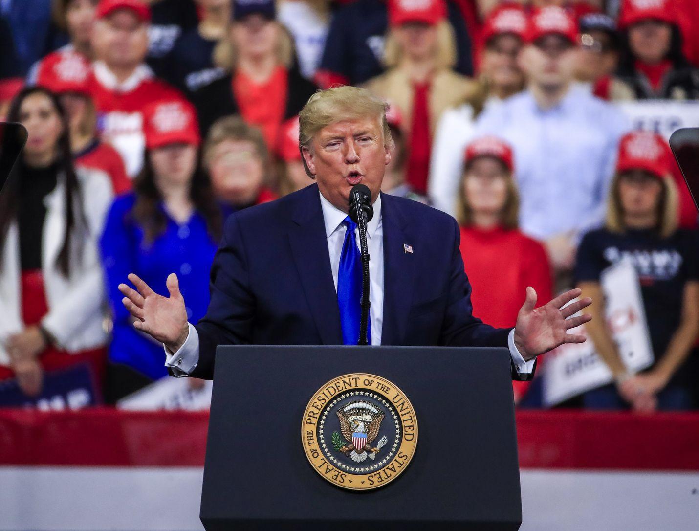 Yhdysvaltain presidentti Donald Trump aikoo vierailla lähiaikoina Kiinassa kauppasovun kunniaksi.