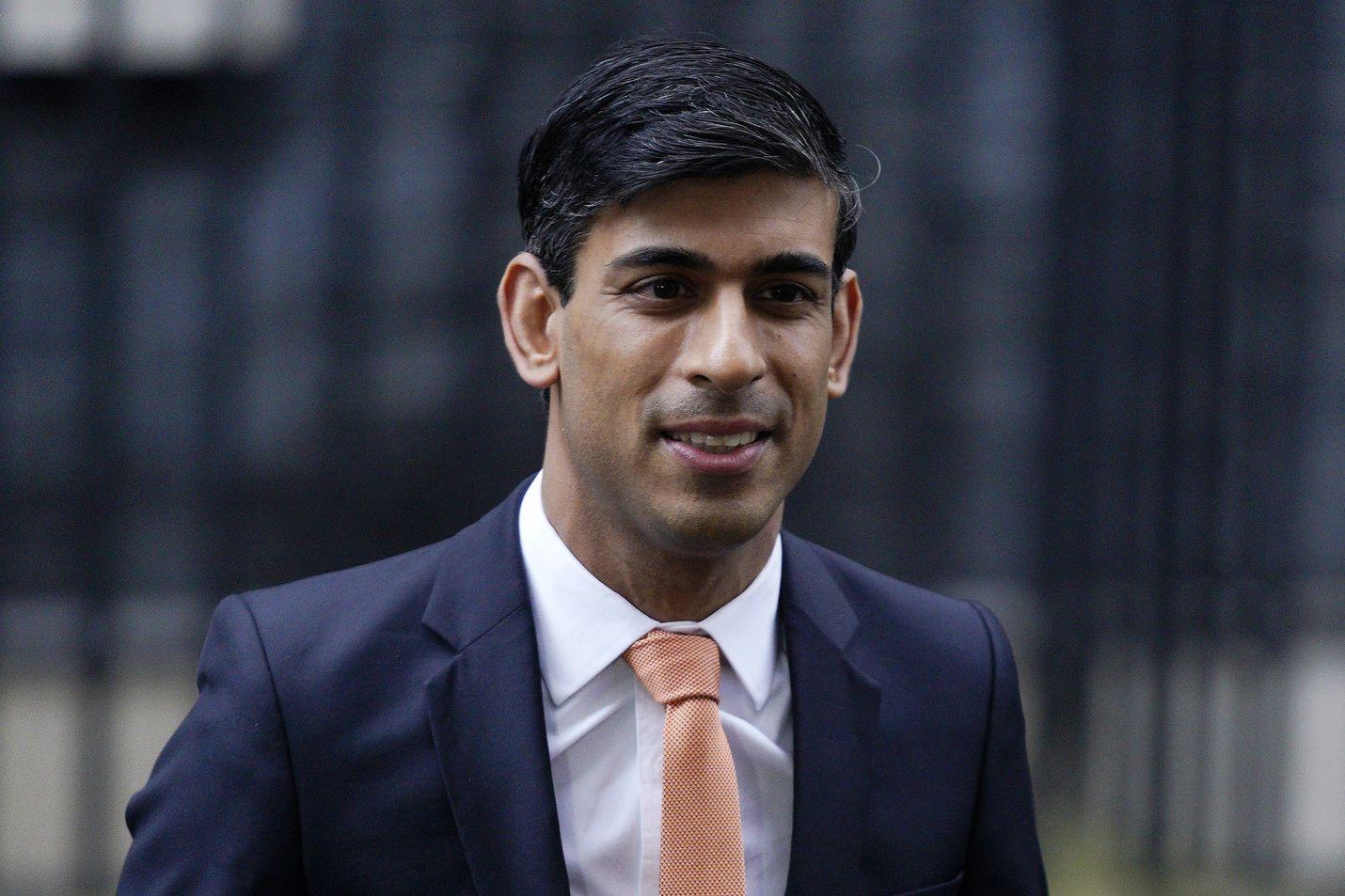 Uusi valtiovarainministeri Rishi Sunak on tunnettu pääministeri Boris Johnsonille lojaalina miehenä.