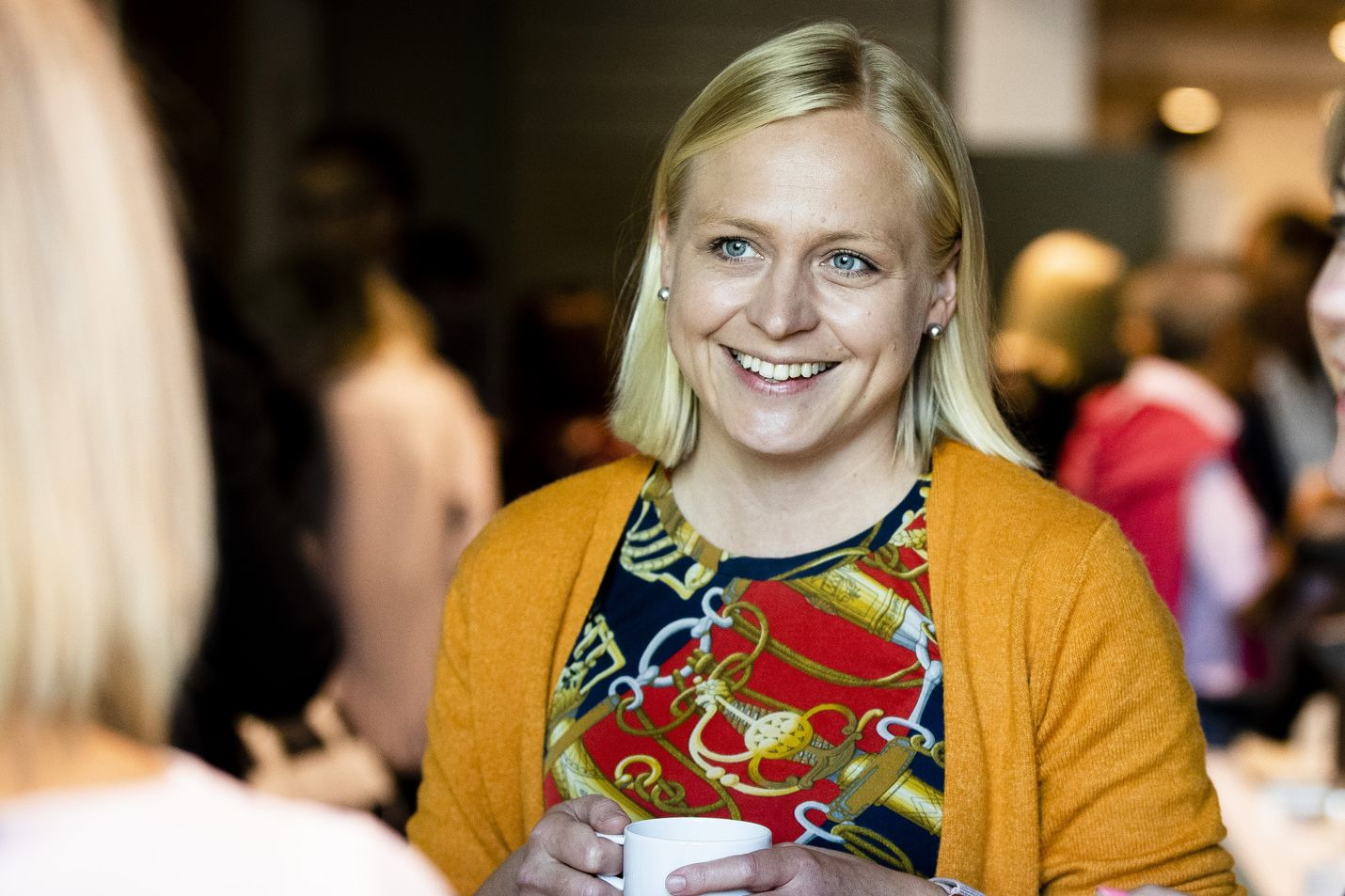 Kansanedustaja Elina Lepomäki tekee ratkaisun maaliskuussa, lähteekö tavoittelemaan kokoomuksen varapuheenjohtajuutta.