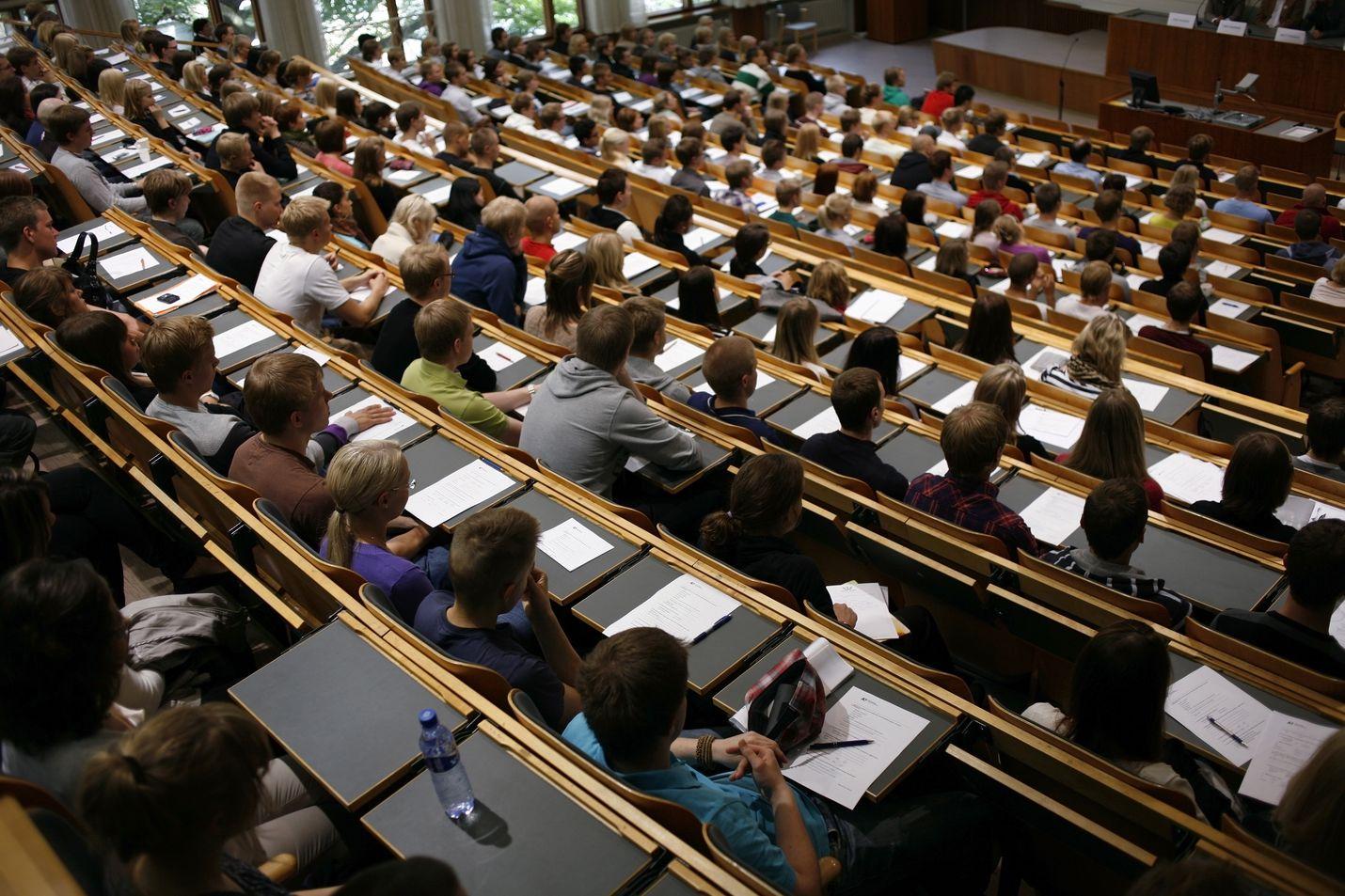 Yliopistojen Todistusvalinnat 2021