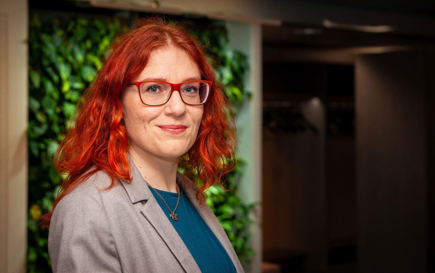 Annika Rönni-Sällinen on toiminut PAM:n puheenjohtajana kesäkuusta 2019 alkaen. Hän seurasi tehtävässä Ann Seliniä, joka johti liittoa vuodesta 2002.