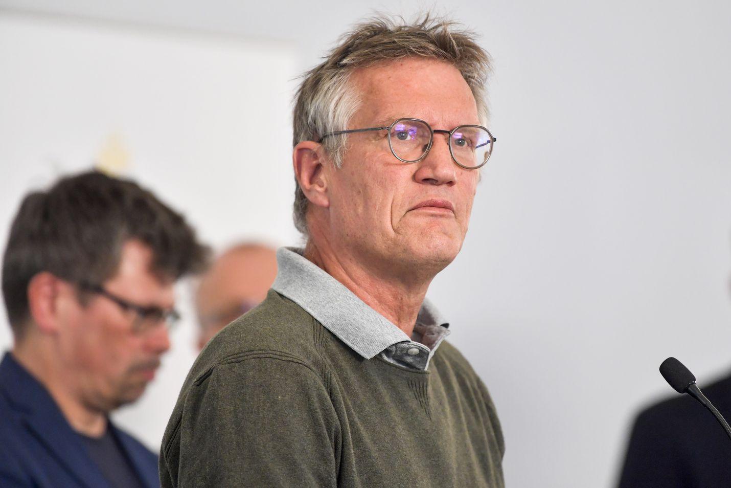 Valtionepidemiologi Anders Tegnellistä on tullut koronaviruksen kasvot Ruotsissa.
