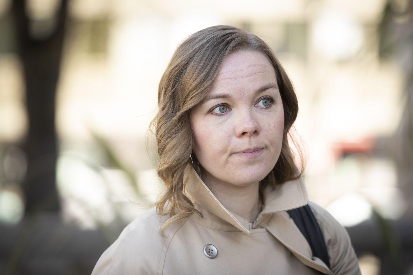 Katri Kulmuni ilmoitti perjantaina eroavansa valtiovarainministerin tehtävästä viestintäkoulutuskohun seurauksena.