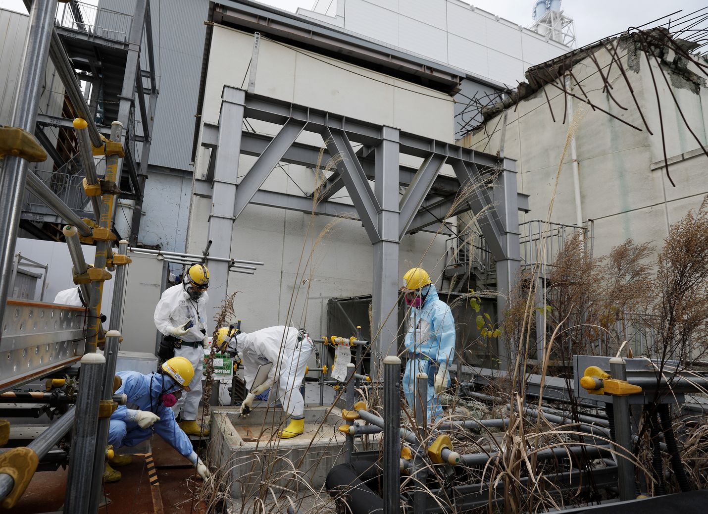 EU:n säteilyvaaratilanteisiin liittyviä sääntöjä on tiukennettu Fukushiman vuoden 2011 ydinonnettomuuden jälkeen. Kuva Fukushimasta tämän vuoden tammikuussa. Viikko sitten Suomessa keskusteltiin Stukin havaitsemista radioaktiivisista hiukkasista, joiden alkuperä on mysteeri.