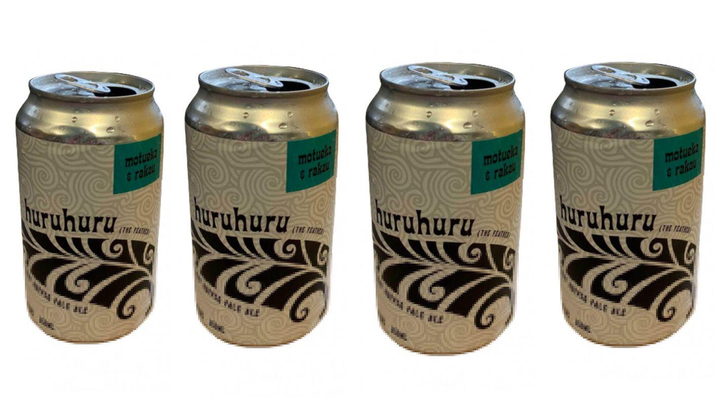 Kanadalaispanimon Huruhuru-oluen nimellä olikin kaksoismerkitys.