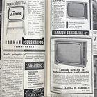 Sähkönkulutus alkoi kasvaa voimakkaasti 1960-luvulle tultaessa. Säännölliset televisiolähetykset alkoivat Suomessa vuonna 1957. Länsi-Suomi julkaisi vuonna 1963 kokonaisen televisioille omistetun aukeaman.