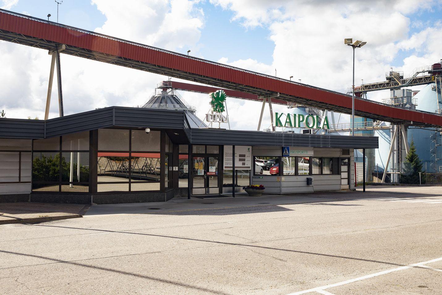UPM kertoi elokuussa, että se suunnittelee Jämsässä Kaipolan paperitehtaan sulkemista.