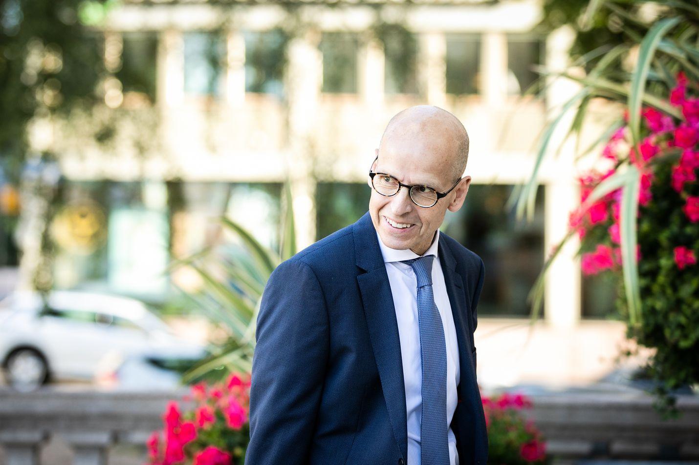 Kansliapäällikkö Martti Hetemäki jättää valtiovarainministeriön kansliapäällikön tehtävät syyskuun 30. päivä.