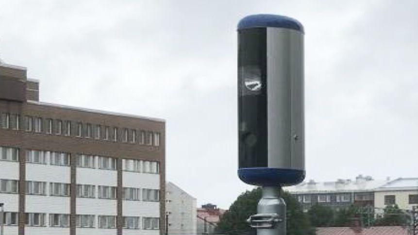 Ensimmäiset uudet nopeusvalvontakamerat otettiin käyttöön Suomessa viime vuonna kesällä.