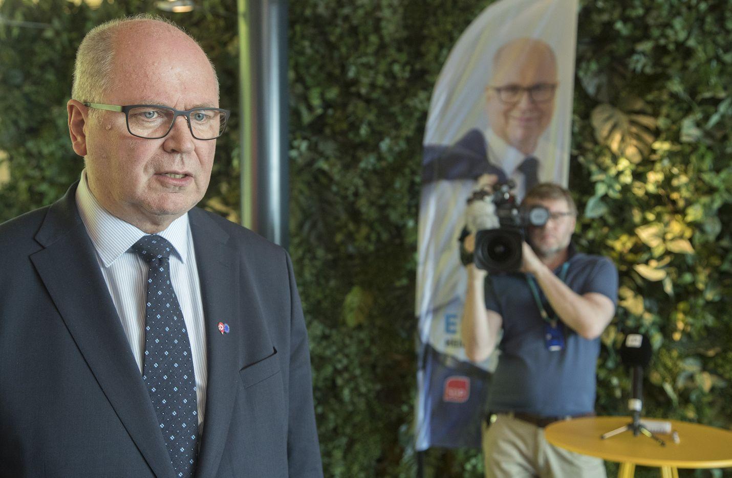 Eero Heinäluoma (sd.) oli yksi kolmesta suomalaisesta europarlamentaarikosta, jotka äänestivät viime viikolla tyhjää EU-parlamentin Venäjää koskevassa päätöslauselmassa. Heinäluoman kommentit noteerattiin myös venäläisessä uutistoimisto Tassissa.