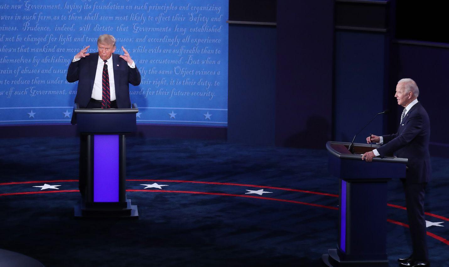 Mielipidemittaukset ennustavat yhä Yhdysvaltojen presidentinvaaleissa voittoa demokraattien Joe Bidenille, jonka kannatus on Donald Trumpia suurempaa niin maanlaajuisesti kuin osavaltiotasolla.