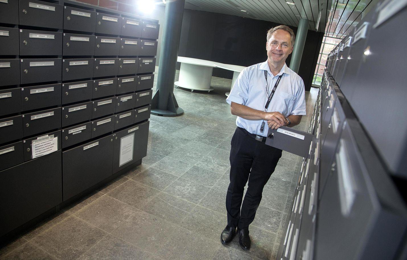 Tietoturva-asiantuntija Petteri Järvinen pitää terapiaa saaneiden potilaiden terveystietojen vuotoa pahimpana mahdollisena tietoturvakatastrofina.