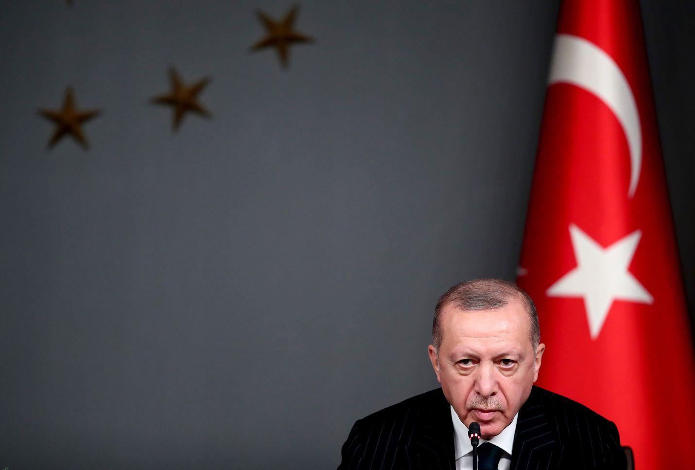 Turkin presidentti Recep Tayyip Erdogan on hyökännyt viime päivinä näkyvästi Ranskaa vastaan.