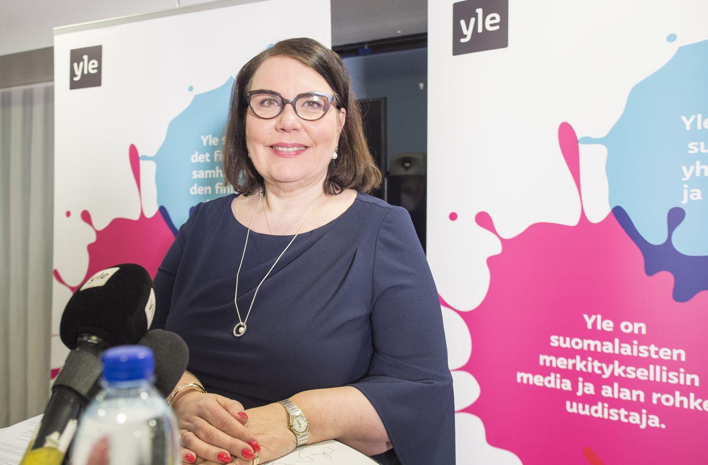 Paltan vaalivaliokunta ehdottaa Ylen toimitusjohtajaa Merja Ylä-Anttilaa Paltan hallituksen puheenjohtajaksi.