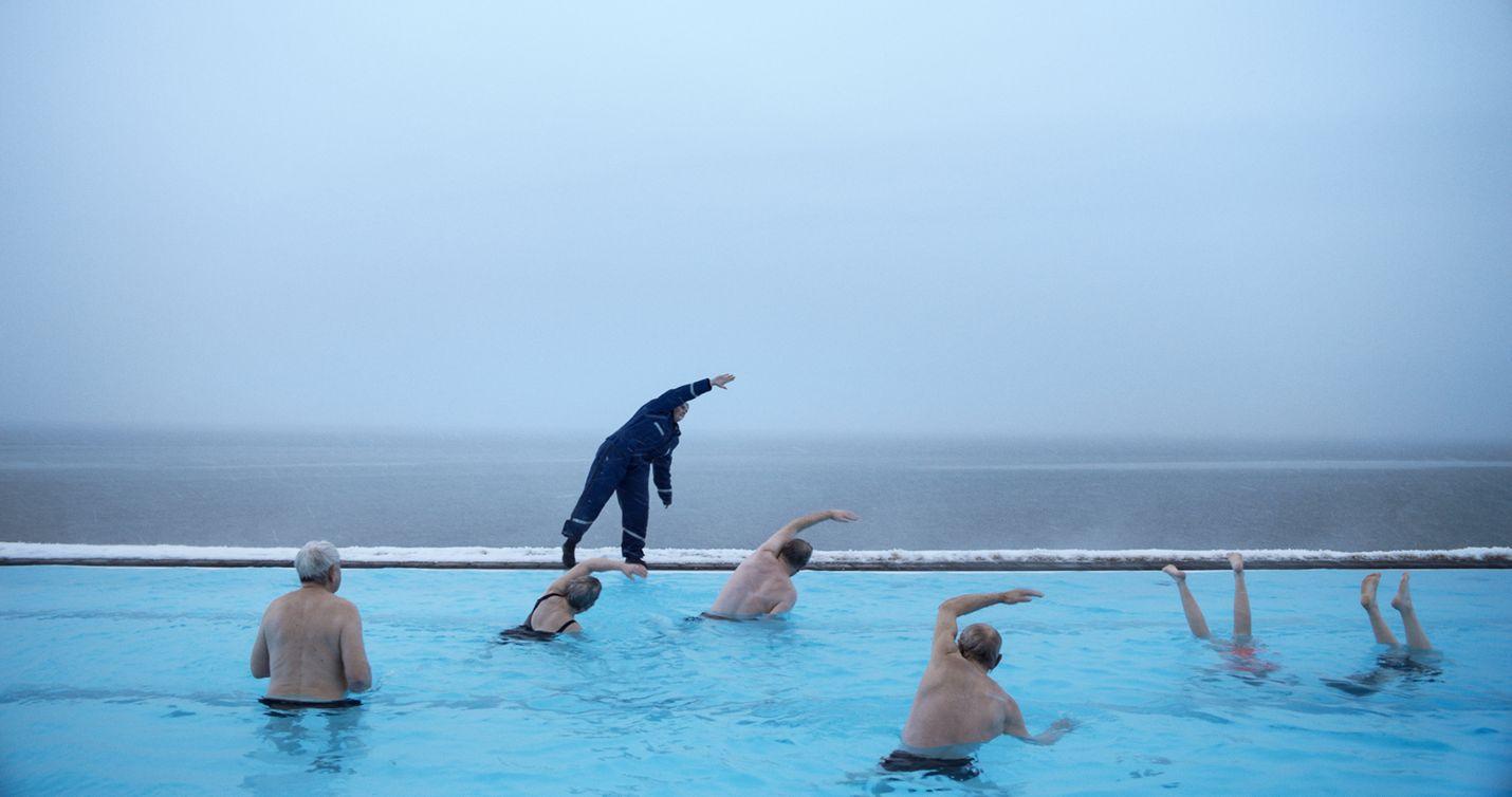 Islantilainen Kaiku-elokuva koostuu useista joulun ympärille kiertyvistä lyhyistä kohtauksista.