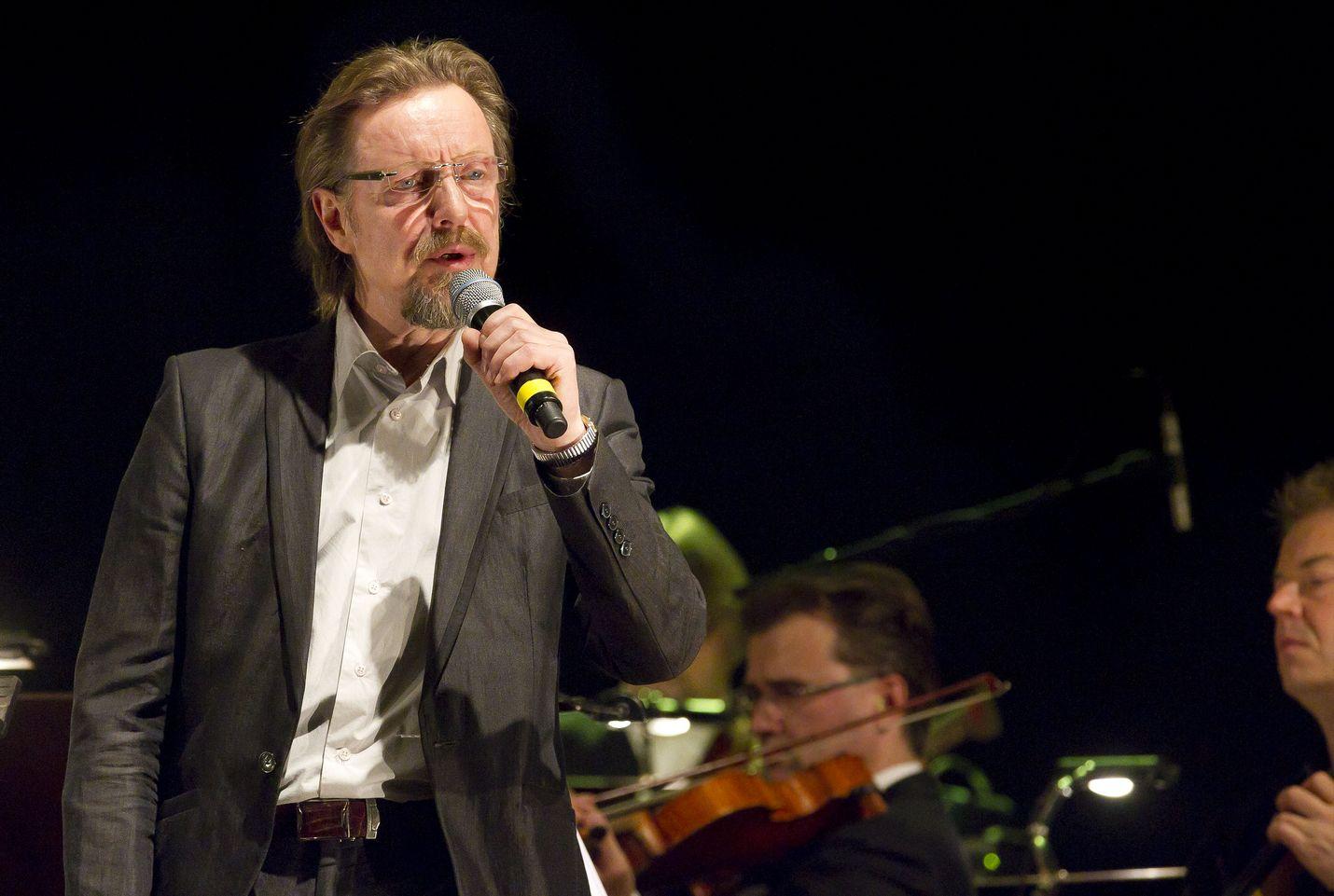 Muusikko Pave Maijanen oli kuollessaan 70-vuotias.