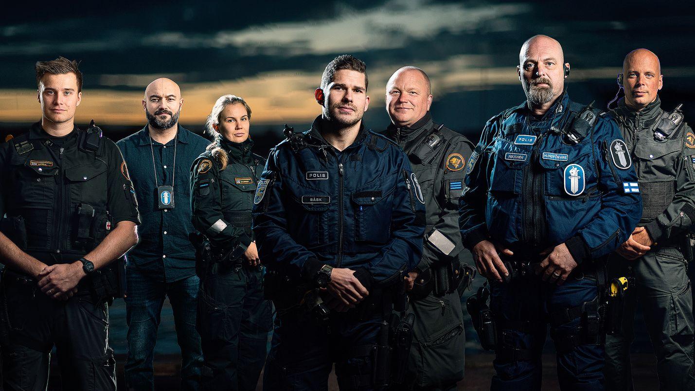 Ahvenanmaan sympaattisia sankareita ovat Jonas, Adam, Jessica, Nicolai, Robban, Timo ja Mats.