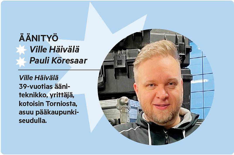 Ville Häivälä
