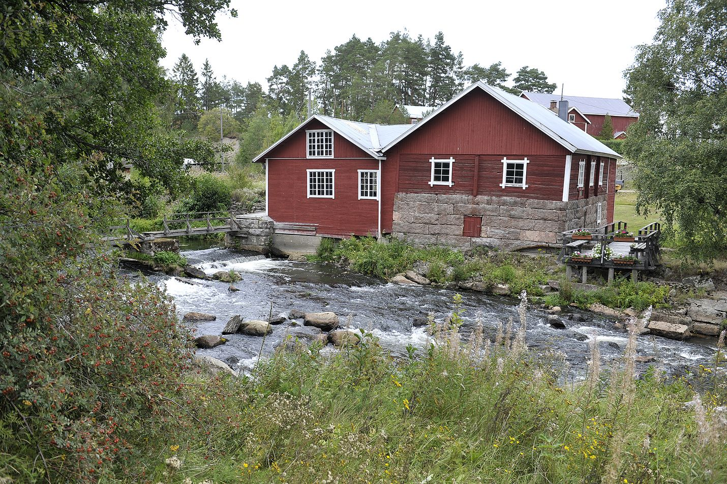 Kirjoittaja patistaa kehittämään Eurajokea luontoreittinä ja parantamaan joen vedenlaatua.