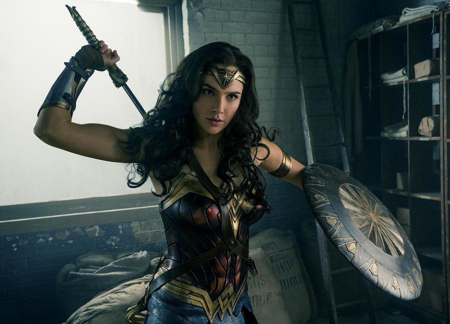 Ennen kuin hänestä tuli Wonder Woman, hän oli Diana, soturiksi koulutettu amatsonien prinsessa.
